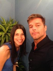 Ricky Martin Paseo Fama PR 4
