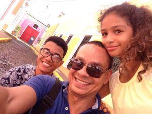 Eduardo, Angel y Angelika