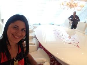 Salón Privée, Riviera Cruise